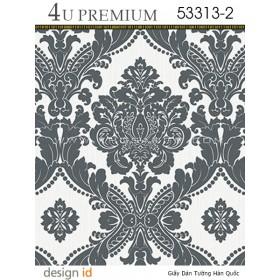 Giấy dán tường 4U Premium 53313-2