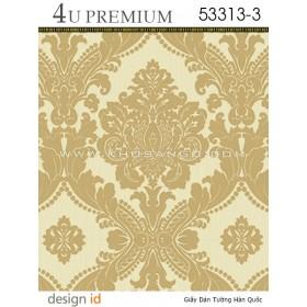 Giấy dán tường 4U Premium 53313-3