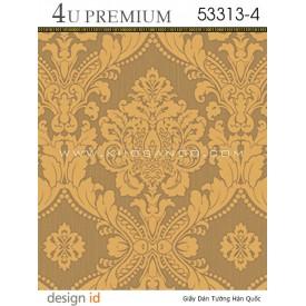Giấy dán tường 4U Premium 53313-4