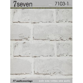 Giấy dán tường 7SEVEN 7103-1