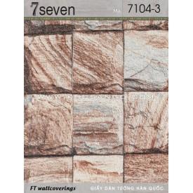 Giấy dán tường 7SEVEN 7104-3