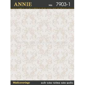 Giấy Dán Tường ANNIE 7903-1