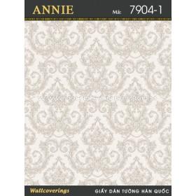 Giấy Dán Tường ANNIE 7904-1