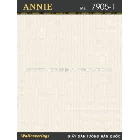 ANNIE wallpaper 7905-1
