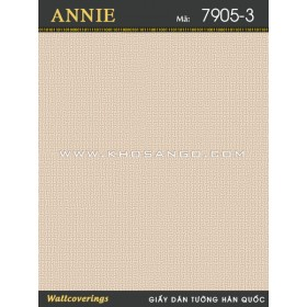 Giấy Dán Tường ANNIE 7905-3