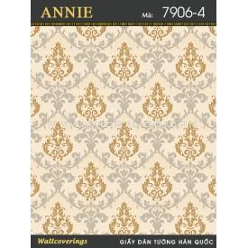 ANNIE wallpaper 7906-4