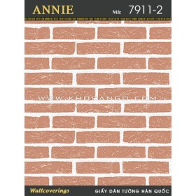 Giấy Dán Tường ANNIE 7911-2