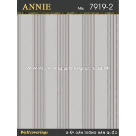 Giấy Dán Tường ANNIE 7919-2