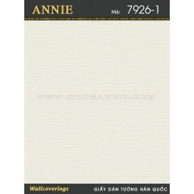 Giấy Dán Tường ANNIE 7926-1