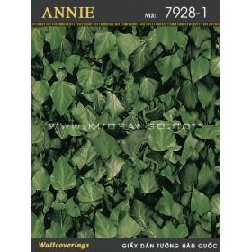 Giấy Dán Tường ANNIE 7928-1