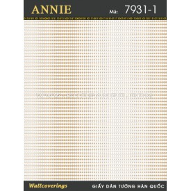 Giấy Dán Tường ANNIE 7931-1