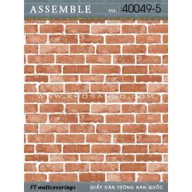 Giấy dán tường Assemble 35047-5