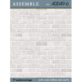 Giấy dán tường Assemble 40049-6