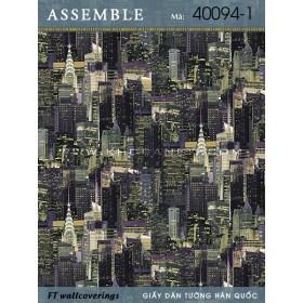 Giấy dán tường Assemble 40094-1