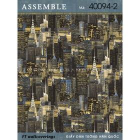 Giấy dán tường Assemble 40094-2