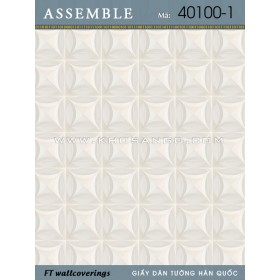 Giấy dán tường Assemble 40100-1