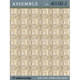 Giấy dán tường Assemble 40100-2