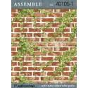 Giấy dán tường Assemble 40105-1