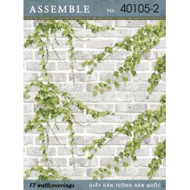 Giấy dán tường Assemble 40105-2