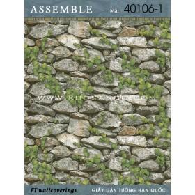 Giấy dán tường Assemble 40106-1