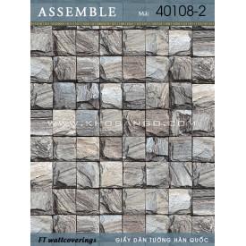 Giấy dán tường Assemble 40108-2