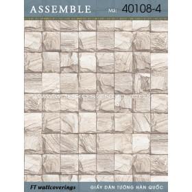 Giấy dán tường Assemble 40108-4