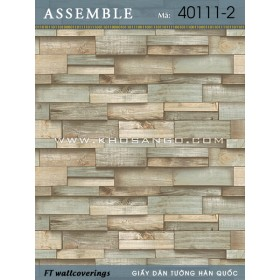 Giấy dán tường Assemble 40111-2