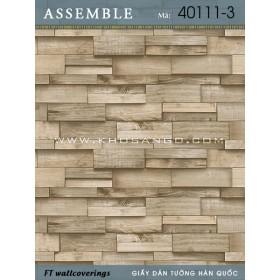 Giấy dán tường Assemble 40111-3