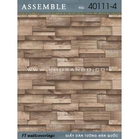 Giấy dán tường Assemble 40111-4