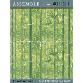 Giấy dán tường Assemble 40112-1