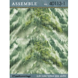Giấy dán tường Assemble 40113-1