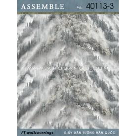 Giấy dán tường Assemble 40113-3