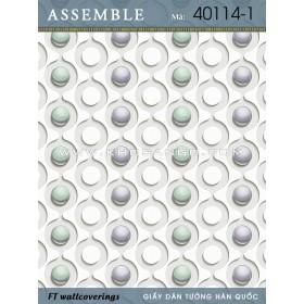 Giấy dán tường Assemble 40114-1
