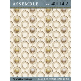 Giấy dán tường Assemble 40114-2