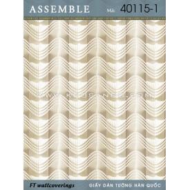 Giấy dán tường Assemble 40115-1