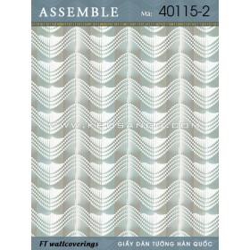 Giấy dán tường Assemble 40115-2