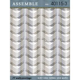 Giấy dán tường Assemble 40115-3