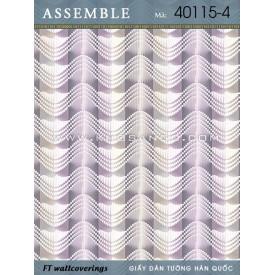 Giấy dán tường Assemble 40115-4