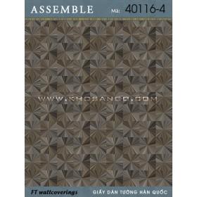 Giấy dán tường Assemble 40116-4