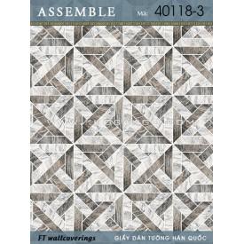 Giấy dán tường Assemble 40118-3