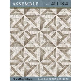 Giấy dán tường Assemble 40118-4