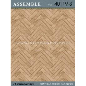 Giấy dán tường Assemble 40119-3