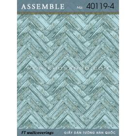 Giấy dán tường Assemble 40119-4