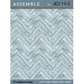 Giấy dán tường Assemble 40119-5