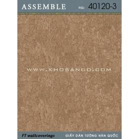 Giấy dán tường Assemble 40120-3
