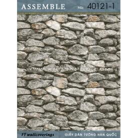Giấy dán tường Assemble 40121-1