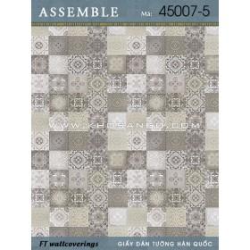 Giấy dán tường Assemble 45007-5