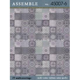 Giấy dán tường Assemble 45007-6