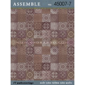 Giấy dán tường Assemble 45007-7