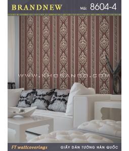 BRANDNEW Wall Paper 8604-4